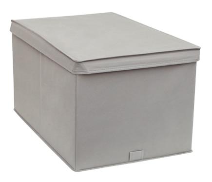 Caja de tela spaceo ref 19340615 leroy merlin for Tela mosquitera leroy merlin