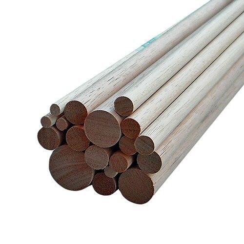 Varilla haya varilla de haya largo 1 m ref 14122563 - Varillas de madera ...