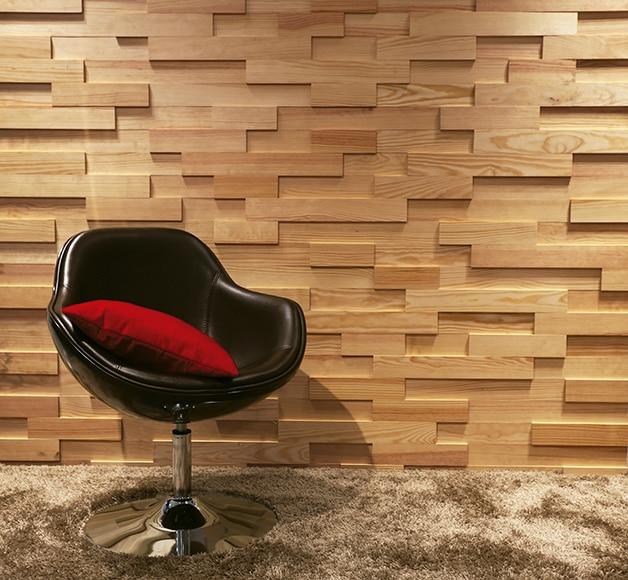 revestimiento autoadhesivo de madera pino autoadhesivo 3d