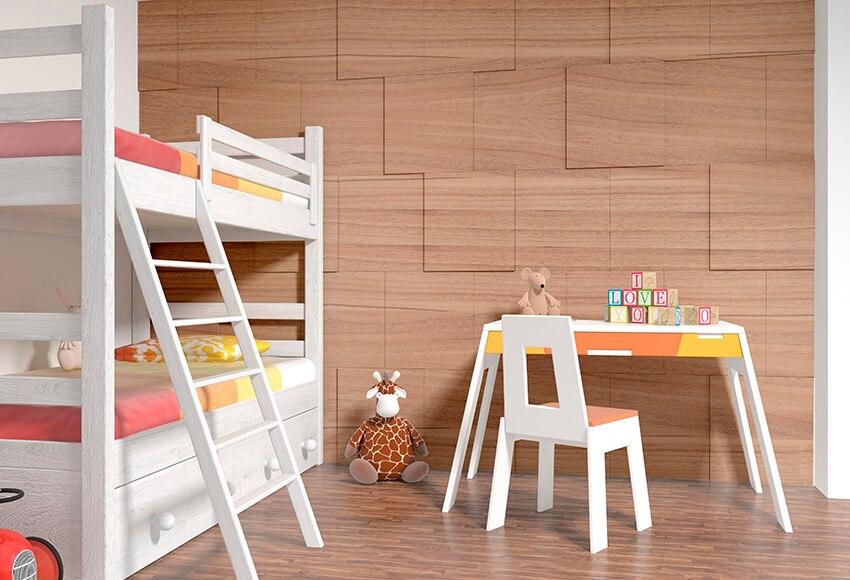 Revestimiento para pared de madera nogal m2511 ref - Revestimiento paredes interiores leroy merlin ...