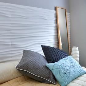 Revestimiento de pared adhesivo leroy merlin - Paneles de poliuretano ...