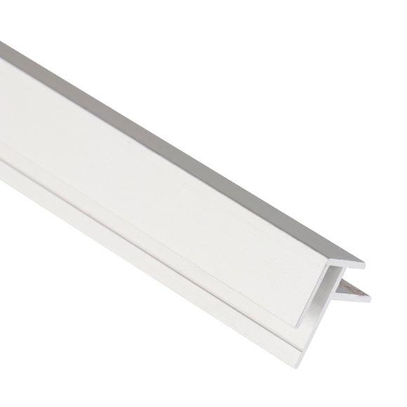 Perfil angular aluminio dumawall ref 19276866 leroy merlin for Perfil u aluminio leroy merlin