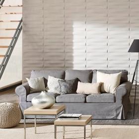 revestimiento de pared klimex 3d bjorn - Revestimiento De Paredes Interiores