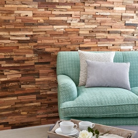 Revestimiento de pared ULTRAWOOD TEAK COLORADO