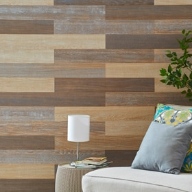 Revestimiento autoadhesivo STARWOOD 800X116 GREY OAK MIX