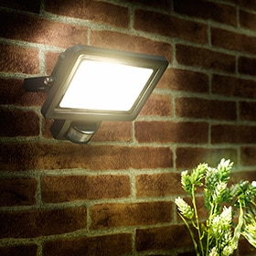 3406f4f41 Proyector LED con detector Inspire Yonkers 30W con detector de presencia