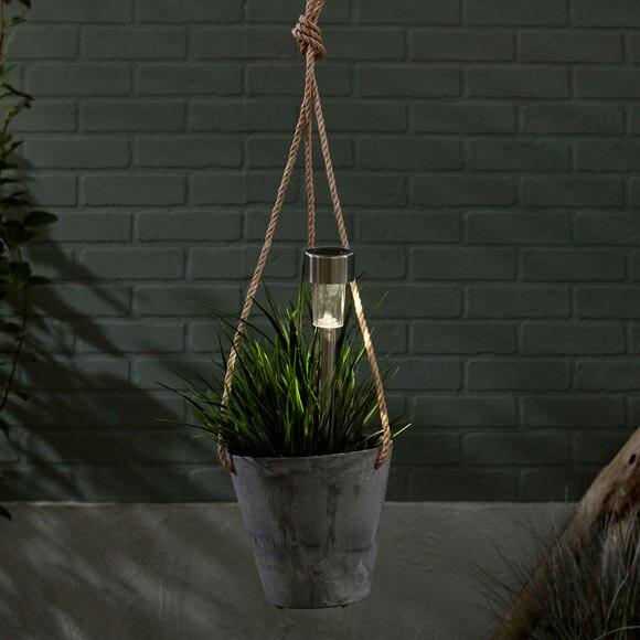 Baliza solar inspire tobago ref 14920640 leroy merlin - Balizas solares jardin ...