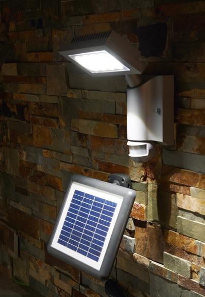 Aplique solar inspire toscane led ref 16075920 leroy merlin - Aplique solar exterior ...
