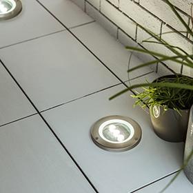 Focos para exterior leroy merlin - Focos led solares ...