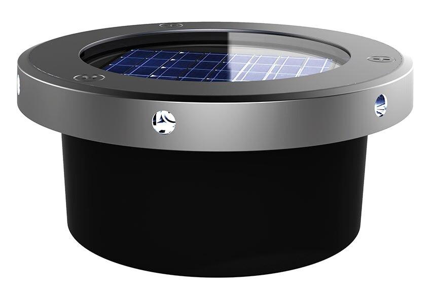 pack 2 focos solares xanlite led ref 19486600 leroy merlin. Black Bedroom Furniture Sets. Home Design Ideas