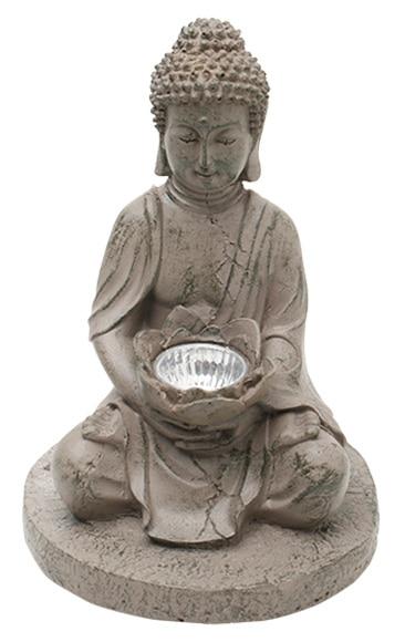 Buda solar inspire ref 15429722 leroy merlin for Fuentes jardin leroy merlin