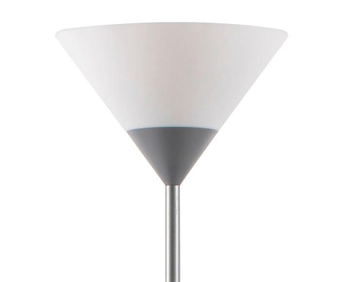 L mpara de pie inspire basic ref 16001370 leroy merlin - Leroy lamparas de pie ...