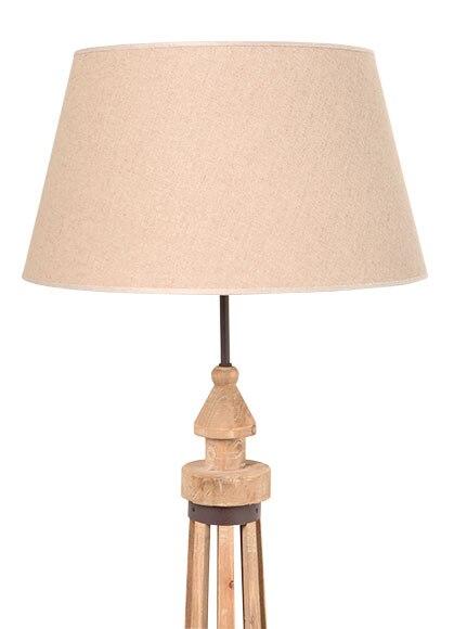 L mpara de pie vinci ref 17111122 leroy merlin - Leroy lamparas de pie ...