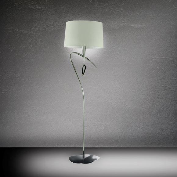 L mpara de pie mara ref 17150994 leroy merlin - Leroy lamparas de pie ...