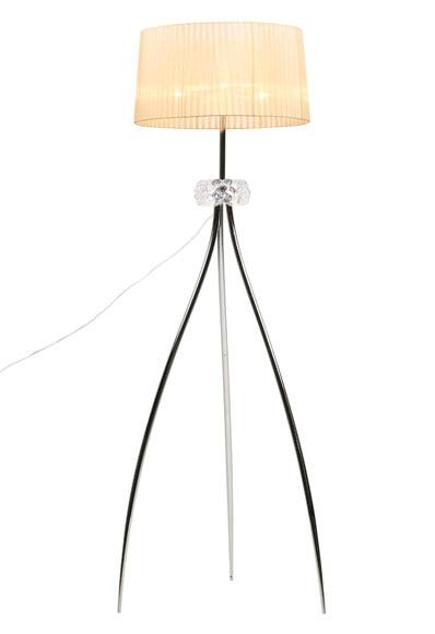 L mpara de pie loewe ref 17487582 leroy merlin - Leroy lamparas de pie ...
