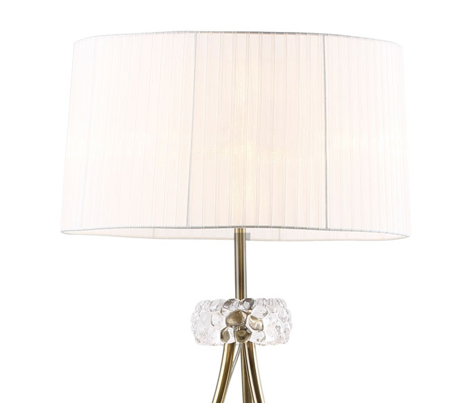 L mpara de pie loewe ref 17487841 leroy merlin - Leroy lamparas de pie ...