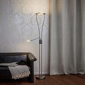 Lámparas de pie - Leroy Merlin