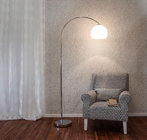 L mpara de pie norcia ref 81866461 leroy merlin - Leroy lamparas de pie ...