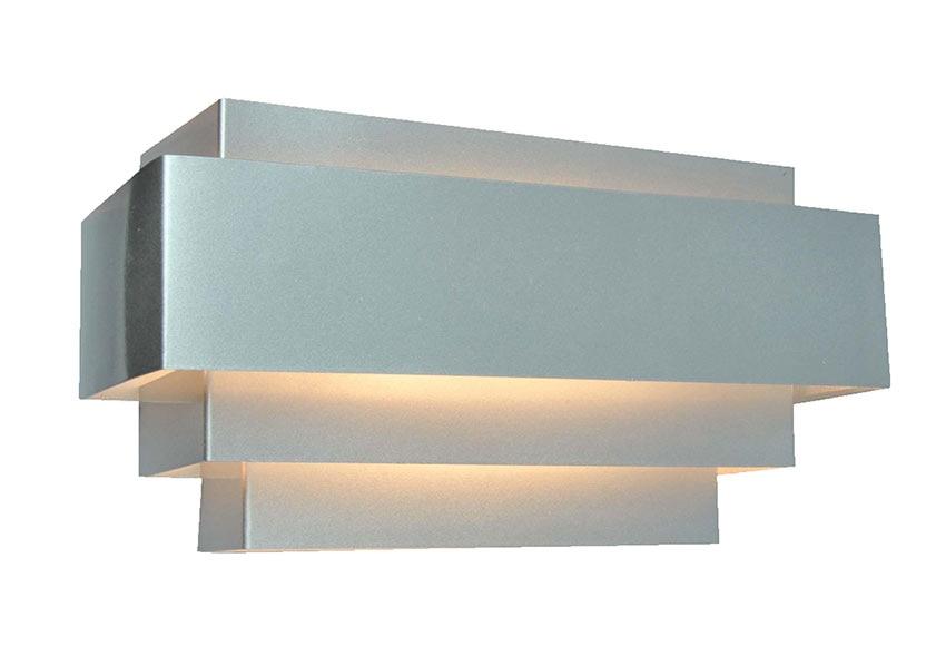 Aplique de 1 luz yaris ref 17648386 leroy merlin - Apliques de pared rusticos leroy merlin ...