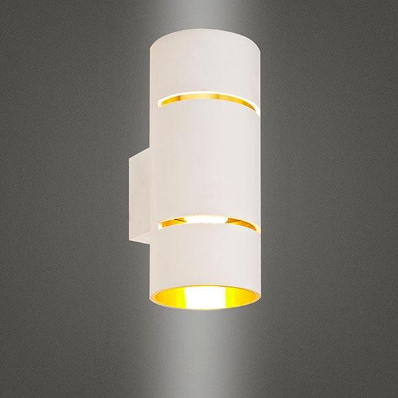 Aplique 2 luces blanco inspire tubbo ref 19951442 leroy - Apliques pared leroy merlin ...