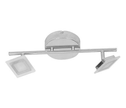 Barra de 2 luces wofi serie cholet cromo ref 19333020 leroy merlin - Leroy merlin cholet ...