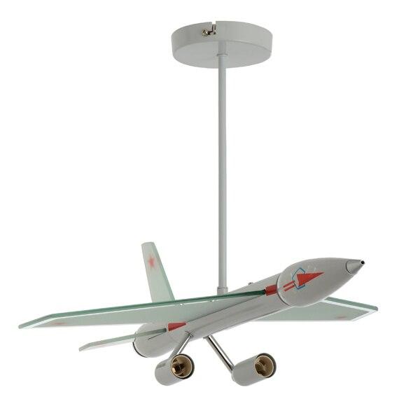 L mpara avion supers nico ref 14923440 leroy merlin - Lamparas de salon leroy merlin ...
