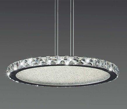 L mpara led mantra crystal ref 17434984 leroy merlin - Lampara led leroy merlin ...
