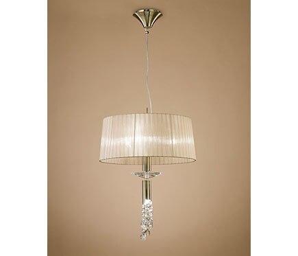 Lámpara Tiffany Ref. 17764264 - Leroy Merlin