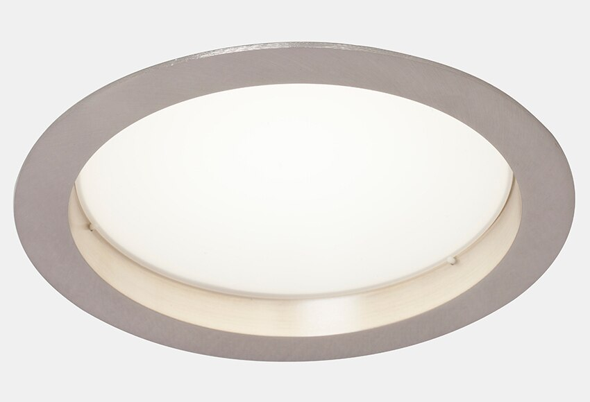 Foco empotrable downlight led inspire ref 16520903 - Focos led exterior leroy merlin ...