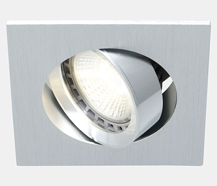 Foco empotrable led ref 17333834 leroy merlin - Foco led empotrable ...