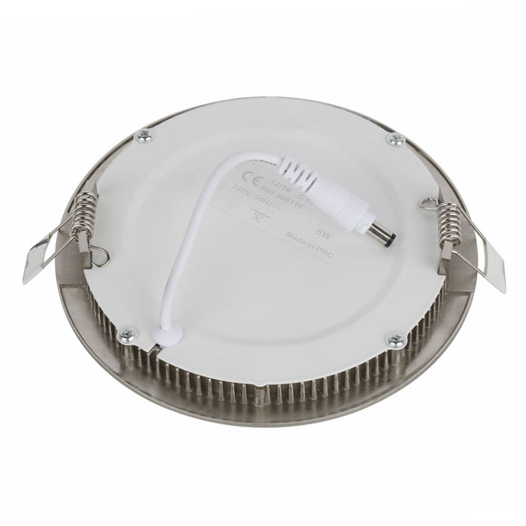 Foco empotrable downlight led ref 17463754 leroy merlin - Focos led exterior leroy merlin ...