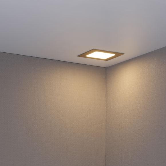Foco empotrable downlight led ref 17463950 leroy merlin - Focos led exterior leroy merlin ...