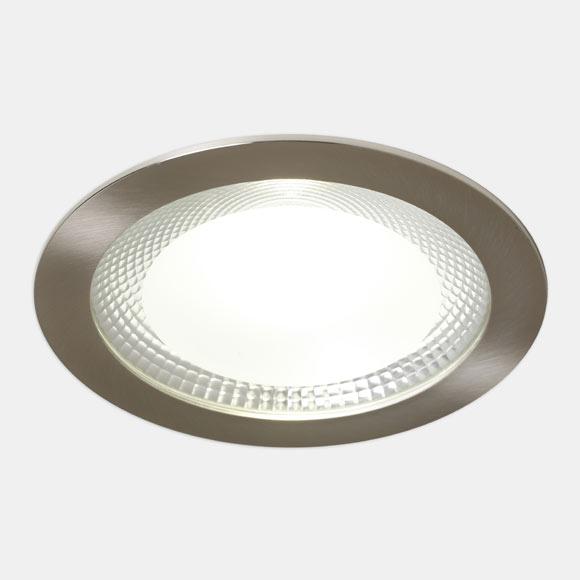 Foco empotrable downlight led ref 17464475 leroy merlin - Downlight leroy merlin ...