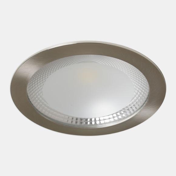 Foco empotrable downlight led ref 17464475 leroy merlin for Downlight leroy merlin