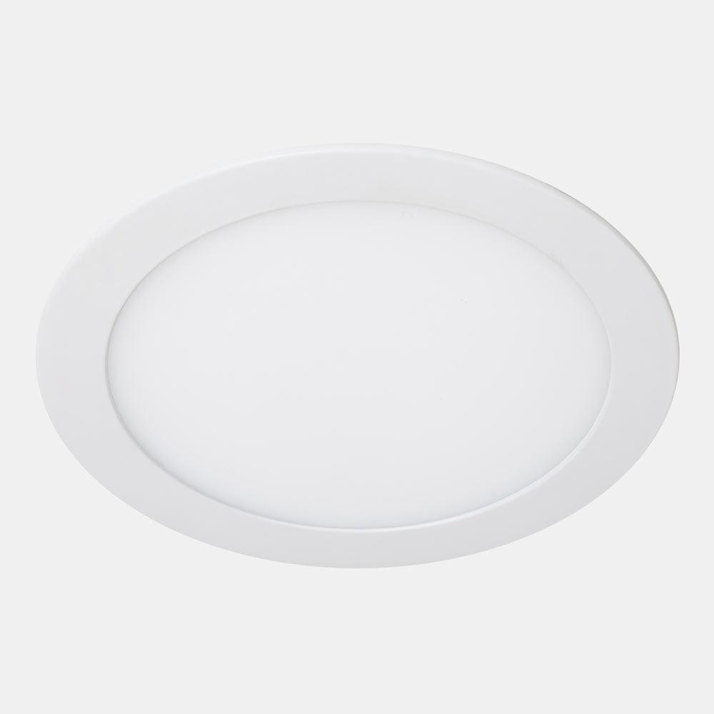 Foco led fast redondo blanco ref 17463726 leroy merlin for Focos led exterior leroy merlin