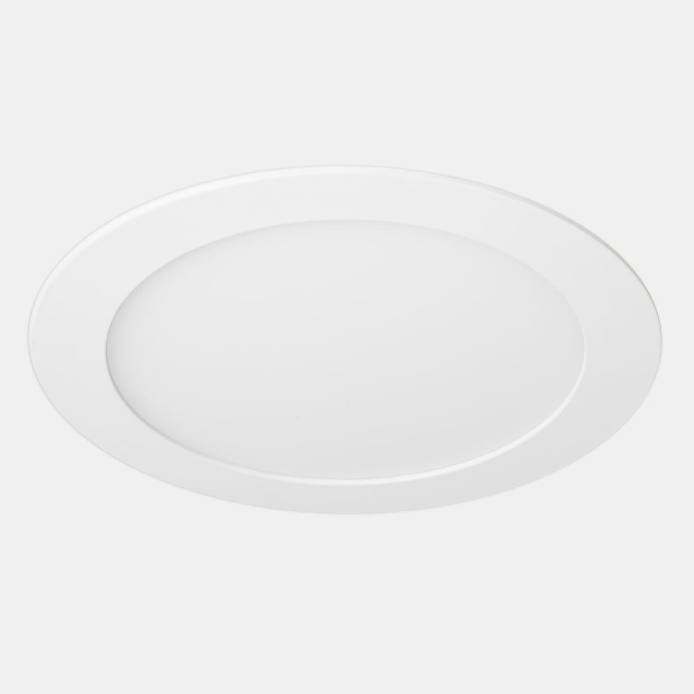 Foco led fastslim redondo blanco ref 17027780 leroy merlin for Focos led exterior leroy merlin