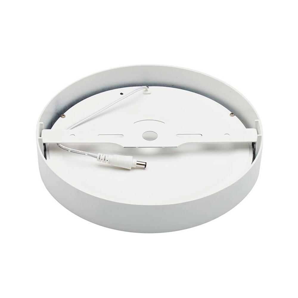 Foco downlight serie fueva redondo blanco ref 17543932 for Downlight leroy merlin