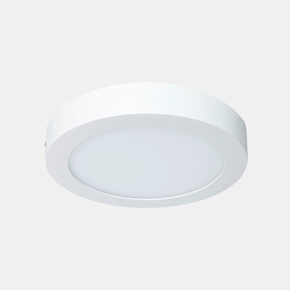 Foco downlight serie fueva redondo blanco ref 17543981 - Downlight leroy merlin ...