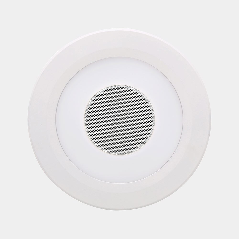 Foco downlight inspire serie speaker extraplano redondo - Focos led exterior leroy merlin ...