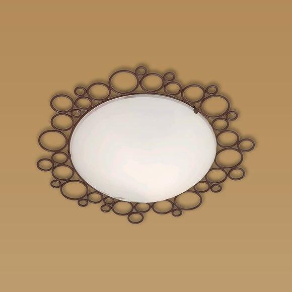 Plaf n 2 luces circulos ref 16505335 leroy merlin - Luces solares leroy merlin ...