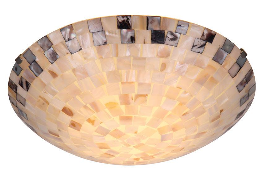Plaf n 2 luces mosaico redondo ref 16505356 leroy merlin for Leroy merlin mosaico decorativo
