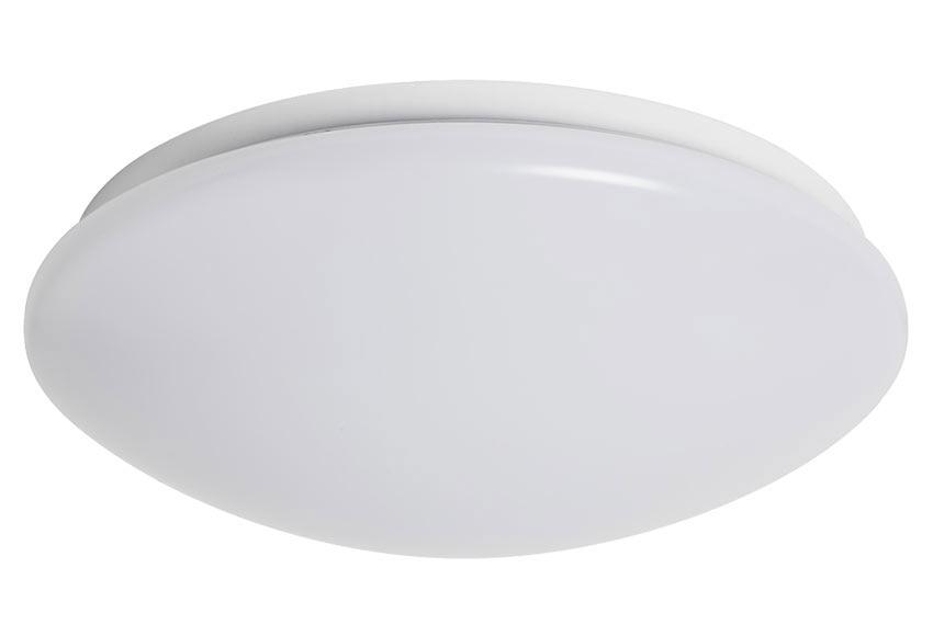 Plaf n 1 luz detector led ref 17577133 leroy merlin for Plafon pared led con sensor pir