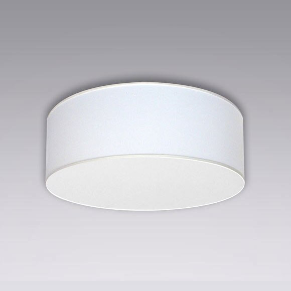 Plaf n 3 luces inspire nicole blanco 40 cm ref 17617740 for Luces leroy merlin