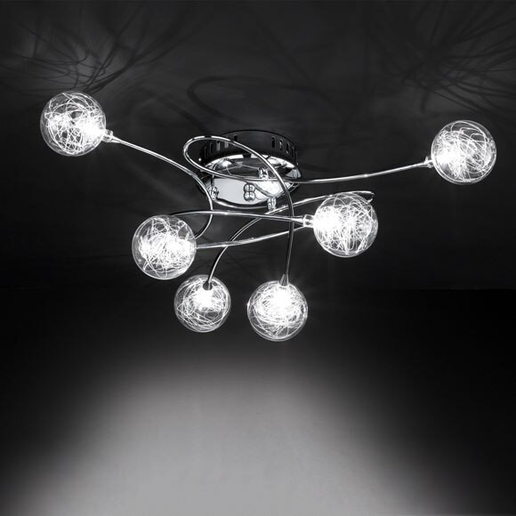 Plaf n 6 luces verre ref 17753092 leroy merlin - Luces solares leroy merlin ...