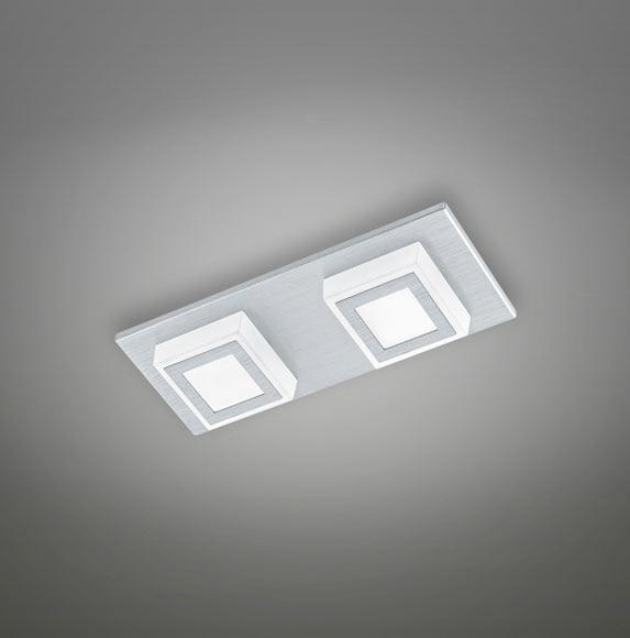 plaf n 2 luces led eglo masian ref 81871399 leroy merlin