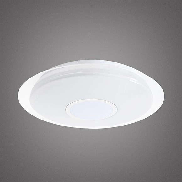 Plaf n 1 luz inspire vizzini led d56 ref 81871447 leroy for Led sottopensile leroy merlin