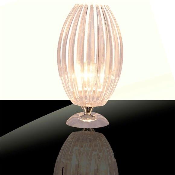 Sobremesa medusa transparente ref 16800413 leroy merlin for Metacrilato transparente leroy merlin