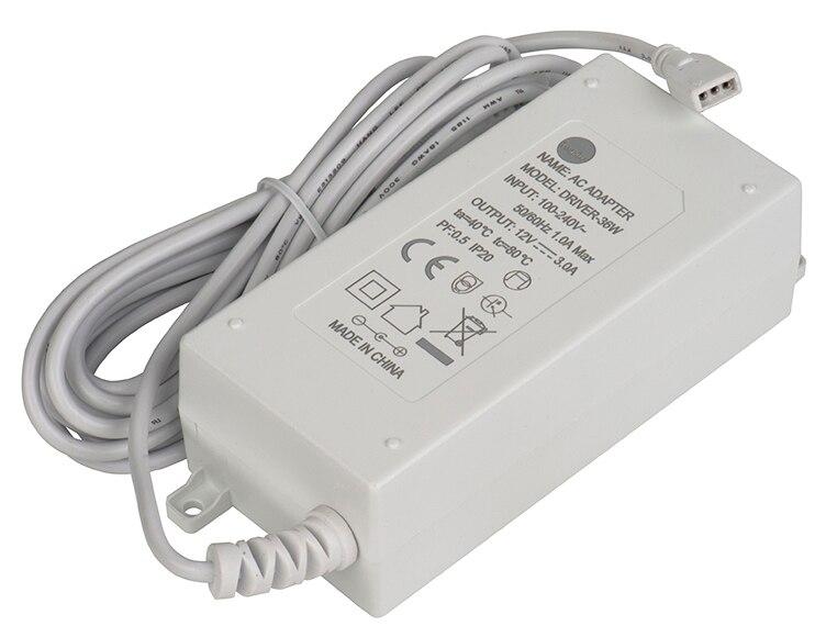 Transformador para tira led ref 15379700 leroy merlin for Transformador para led