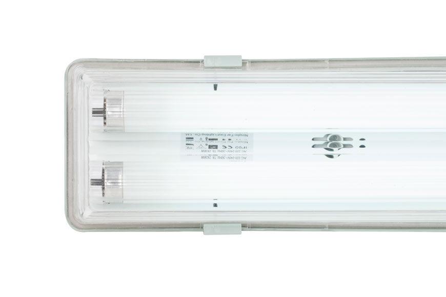 Luminaria 2x36w ref 16123086 leroy merlin - Fluorescentes cocina leroy merlin ...