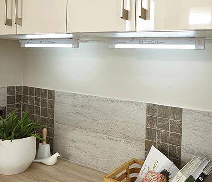 Regleta fluorescente inspire linden 30w ref 16318631 - Regletas leroy merlin ...